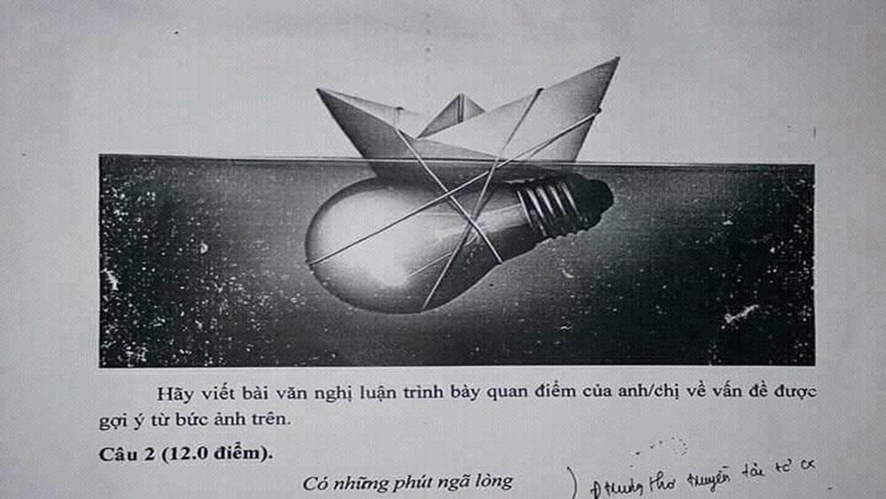 Đề thi, học sinh giỏi, Bắc Giang, thu hút, diễn đàn, văn học