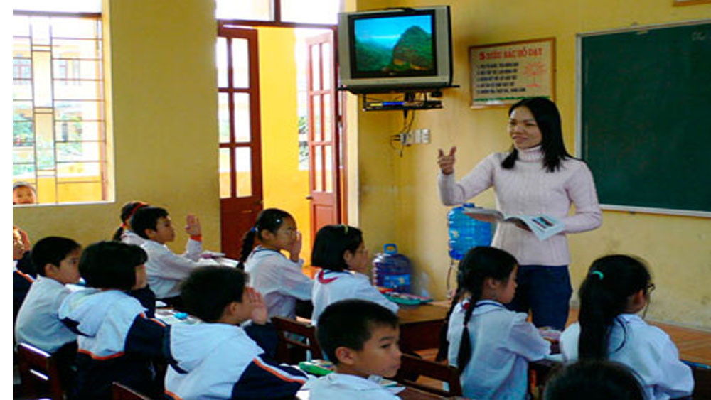 Khuyến khích, giáo viên, đóng góp, kho bài giảng dùng chung