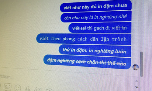 huong-dan-in-nghieng-gach-chan-khi-chat-facebook
