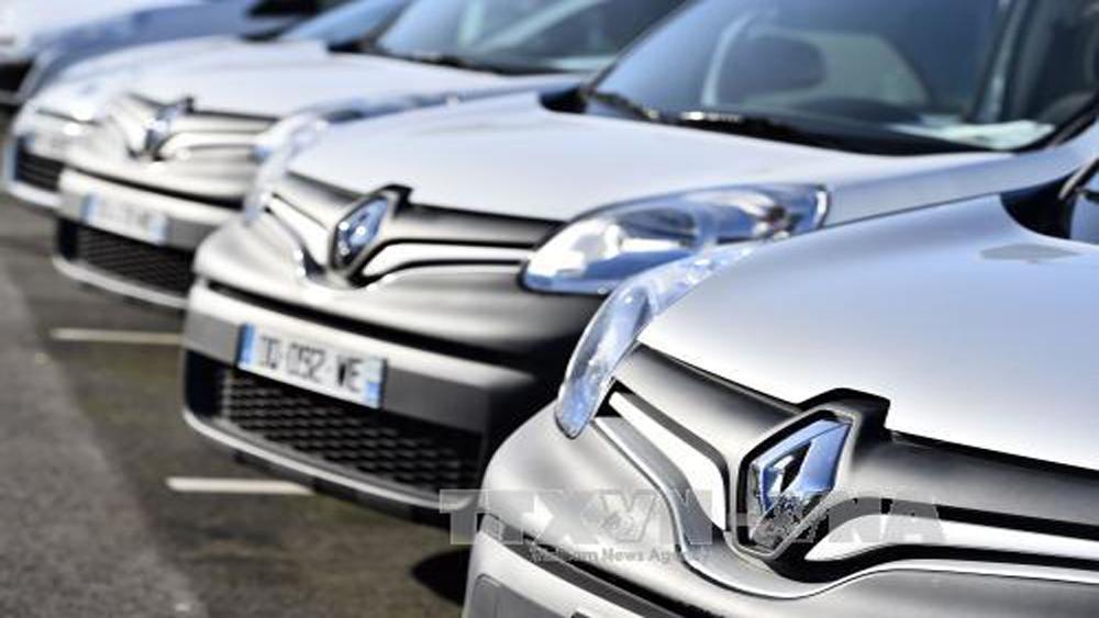 Liên doanh, Renault-Nissan, trình làng, ô tô, khí thải