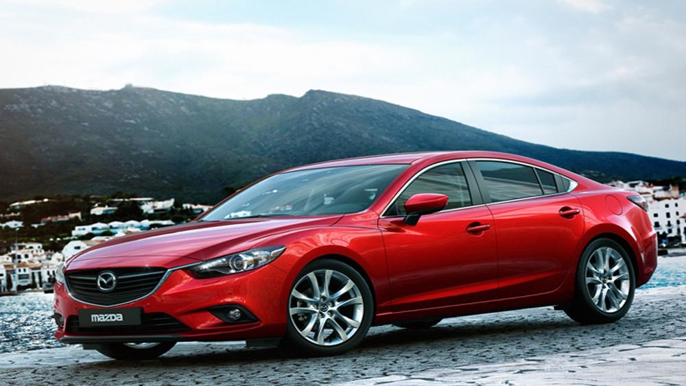 60.000, xe ô tô, Mazda6, triệu hồi, lỗi kỹ thuật