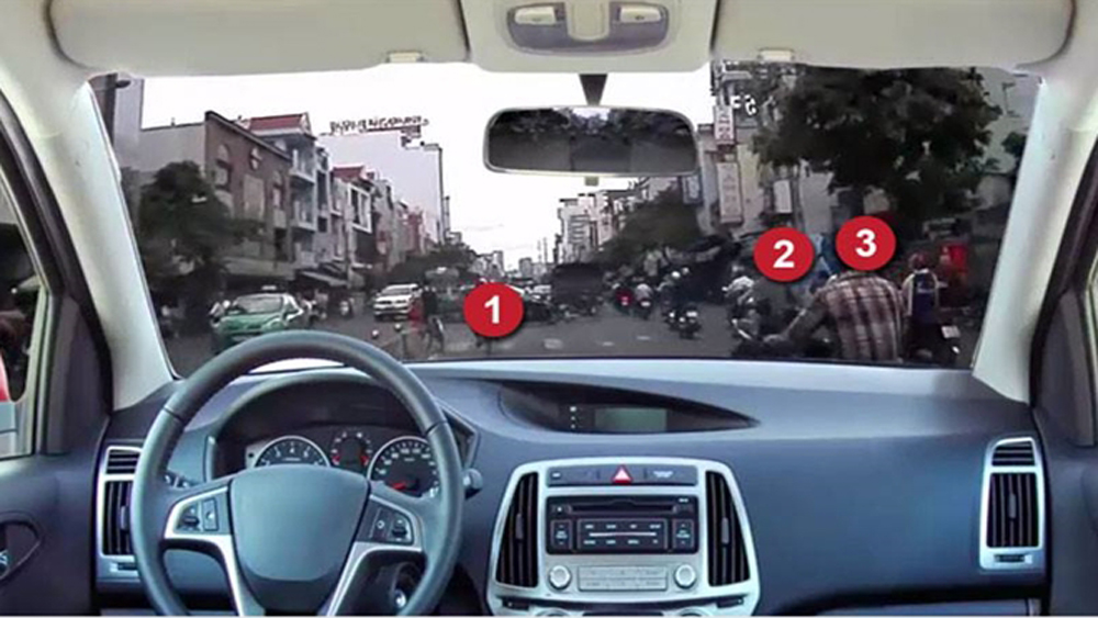 Nhận diện, nguy cơ, kỹ năng, ngăn ngừa, tai nạn giao thông