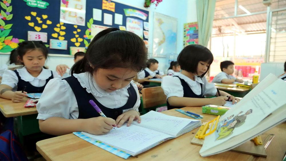 Bộ Giáo dục, đề xuất, lùi thời gian, triển khai, chương trình, giáo dục, phổ thông mới