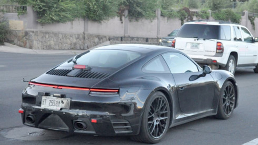 Porsche 911, 2019, bắt gặp, thử nghiệm, phiên bản