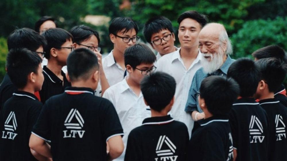 Thầy Văn Như Cương, qua đời, tuổi 80