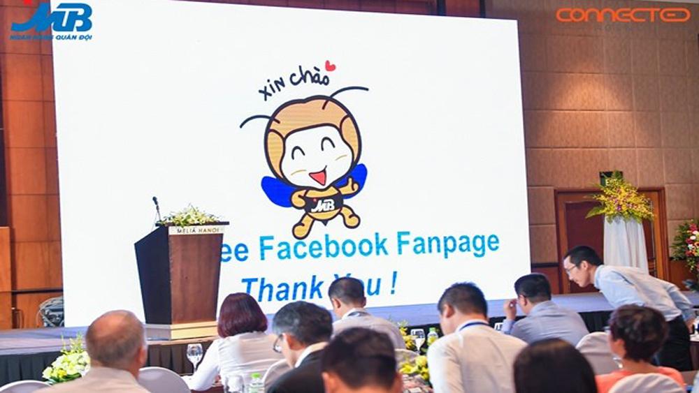 Kênh giao dịch, tài chính, trực tiếp, Facebook, đầu tiên, Việt Nam