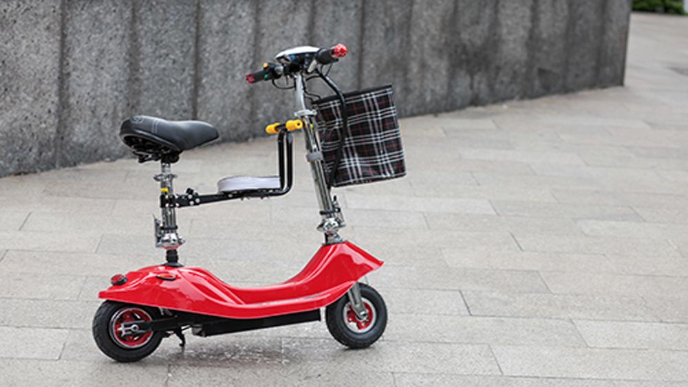 Sakura Mini e-Scooter, xe điện, giá 3,5 triệu đồng, Việt Nam