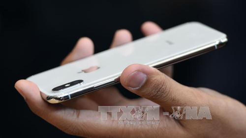 Trung Quốc, xuất khẩu, lô hàng, iPhone X, đầu tiên