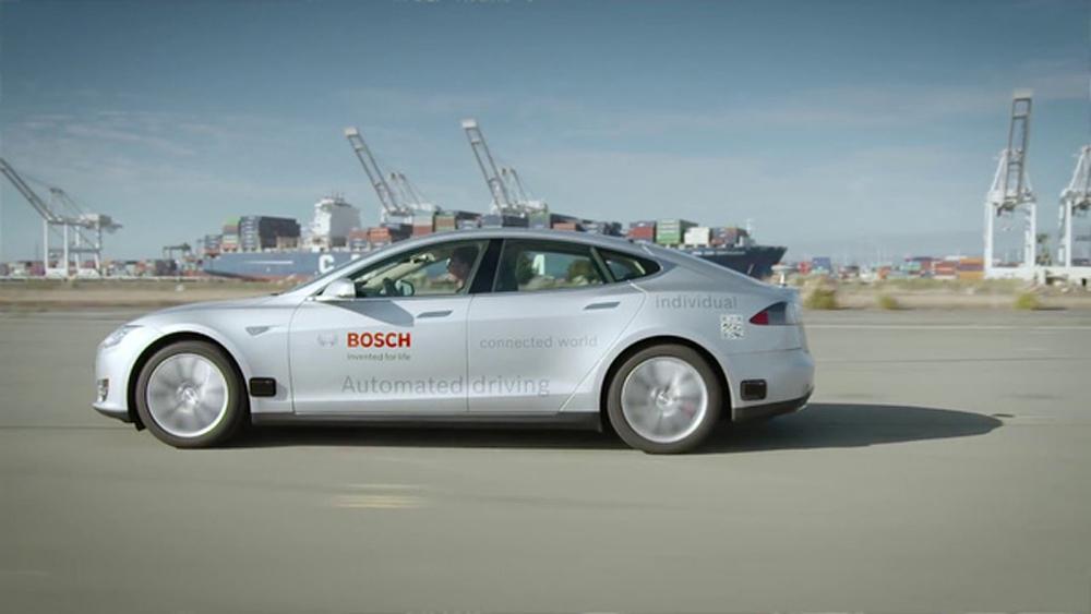 Vingroup, bắt tay, Bosch, phát triển, sản xuất, xe Vinfast