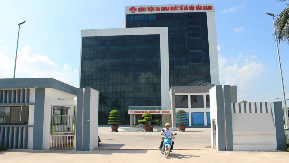 đề nghị, tạm dừng việc phụ thu, Bệnh viện, Đa khoa, quốc tế Hà Nội - Bắc Giang