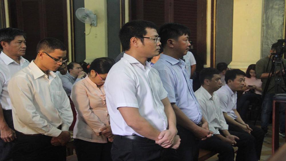 Phúc thẩm, vụ VN Pharma, bắt tạm giam, bị cáo, tòa án