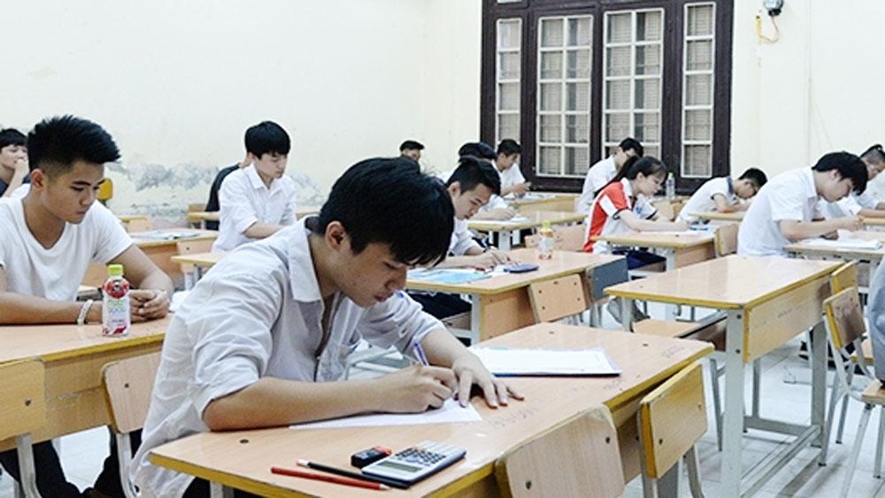Kỳ thi, học sinh giỏi quốc gia 2018, giáo dục