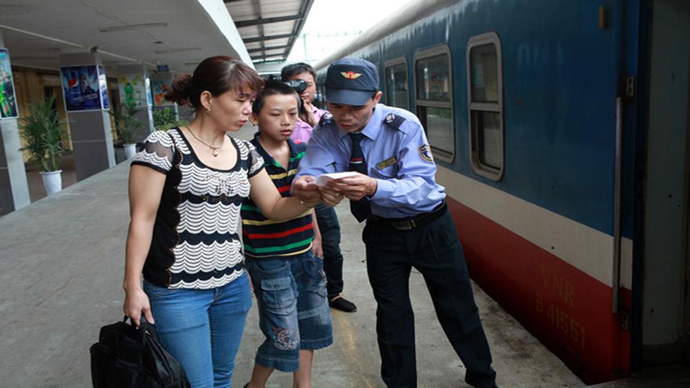 Đường sắt, vận hành, thiết bị, soát vé, tự động tháng 11-2017