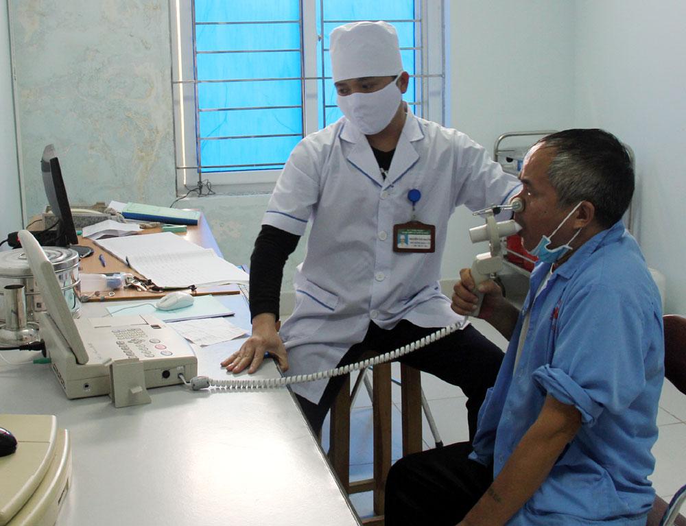 Bồi dưỡng, kỹ năng, chẩn đoán, điều trị, bệnh phổi, tắc nghẽn mạn tính