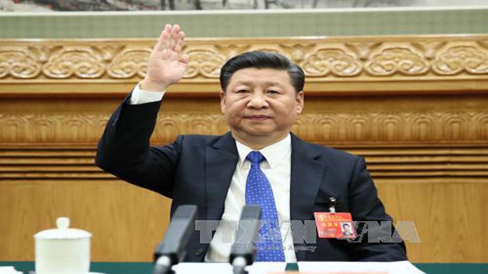 Đại hội XIX, Đảng Cộng sản, Trung Quốc, đồng chí, Tập Cận Bình, tiếp tục, Tổng Bí thư