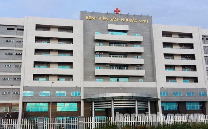 Bệnh viện Sản - Nhi Bắc Ninh