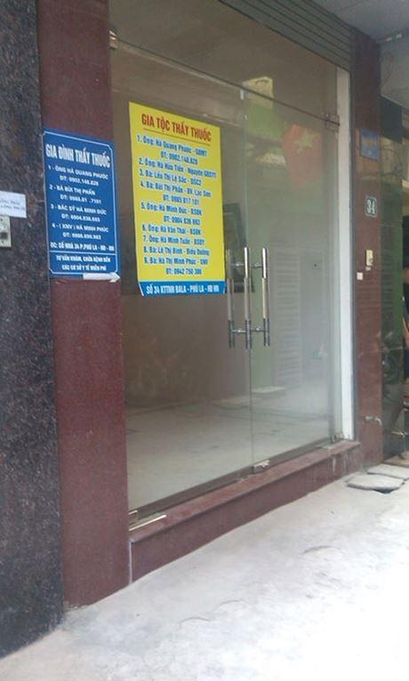 Cơ sở thuốc đông y gia truyền Hà Tộc.