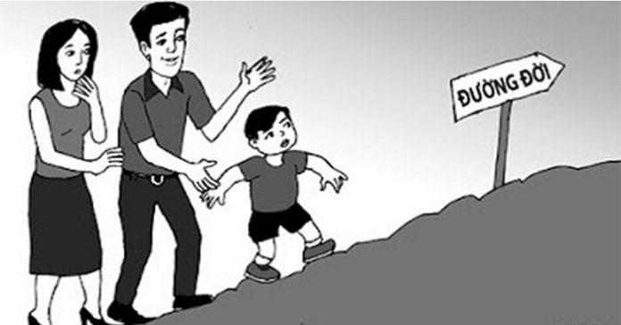 Trẻ có xuất sắc hay không phụ thuộc vào tính cách của người mẹ, ai đang làm mẹ nhất định không định